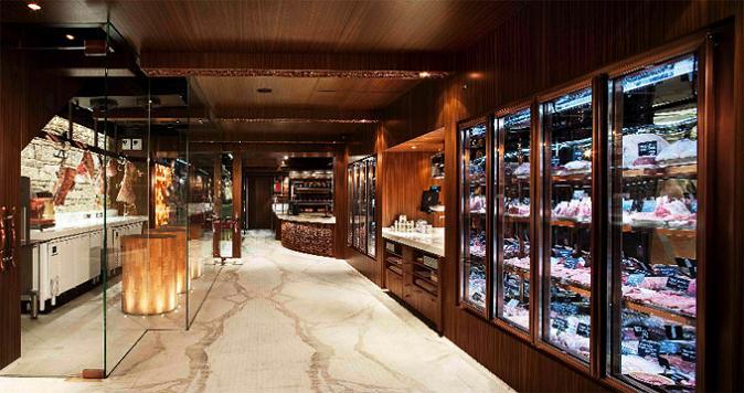 Carnes o diamantes pensarsimata - Mostradores para carniceria ...